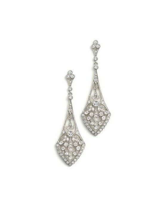Anna Bellagio GWENYTH CUBIC ZIRCONIA EARRINGS Wedding Earring photo