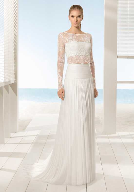 Aire Beach Wedding URIARTE Sheath Wedding Dress