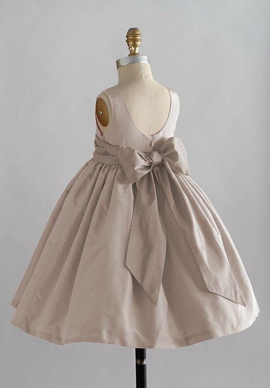 Elizabeth St. John Children Juliette Flower Girl Dress