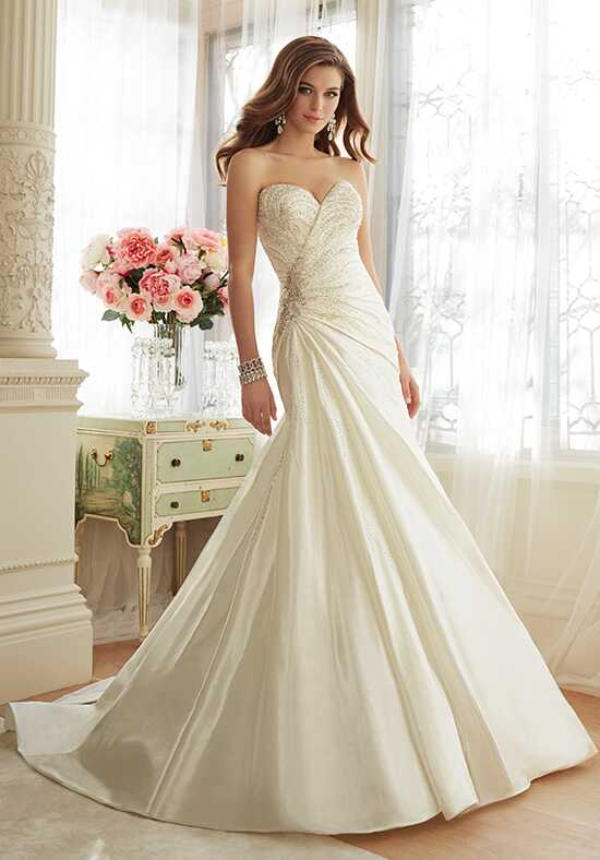 Sophia Tolli Y11638 - Basilia Wedding Dress photo