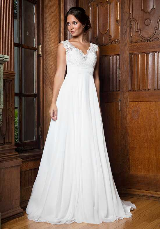 Mary's Bridal MB1014 A-Line Wedding Dress
