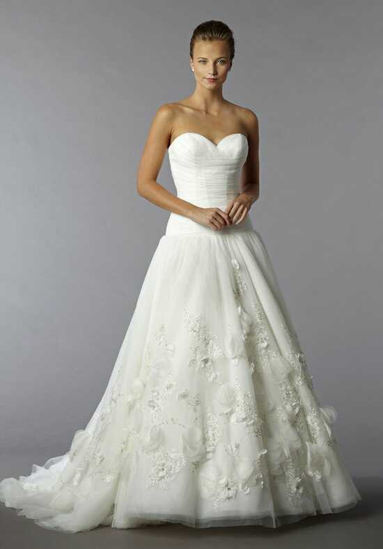 Wedding Dresses Kleinfeld Atlanta : Mark zunino for kleinfeld a line wedding dress