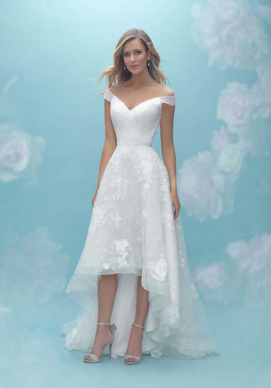 Short wedding dresses allure bridals junglespirit Images