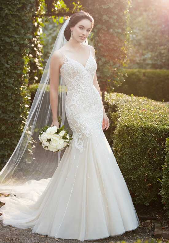 Martina Liana 852 Mermaid Wedding Dress