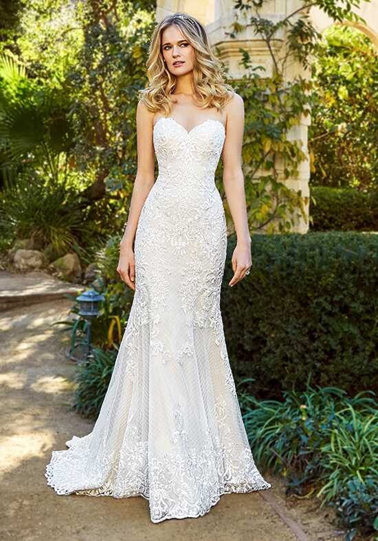 Moonlight Couture H1357 Mermaid Wedding Dress