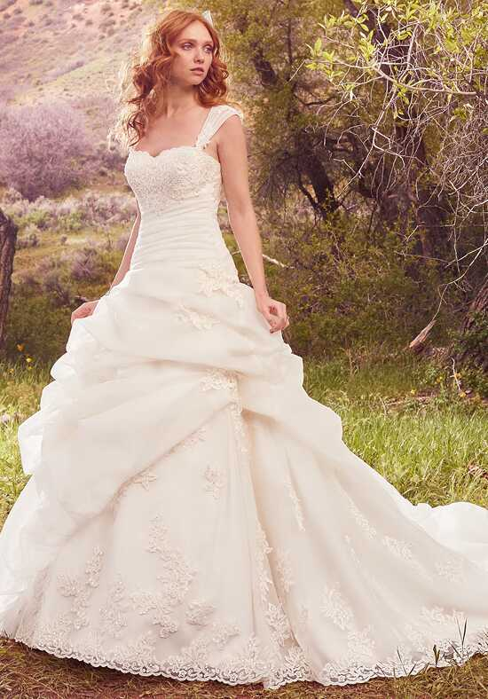 Maggie Sottero Zada Ball Gown Wedding Dress