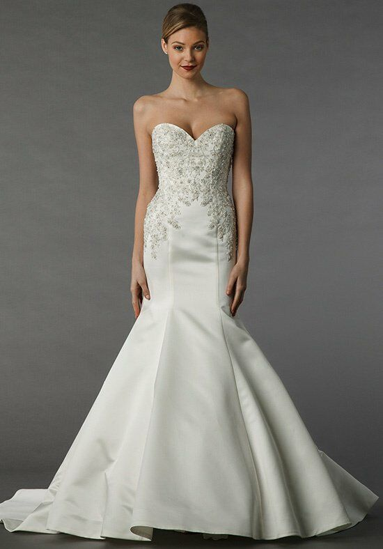 Alita Graham 12075 Mermaid Wedding Dress