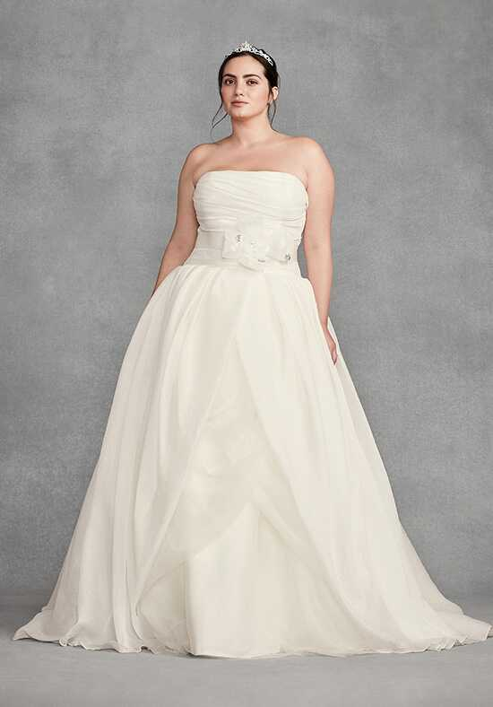 White by Vera Wang White by Vera Wang Style 8VW351178 Ball Gown Wedding Dress
