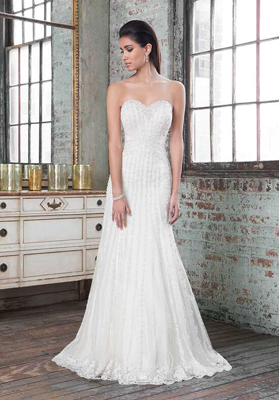 Justin Alexander Signature 9803 A-Line Wedding Dress