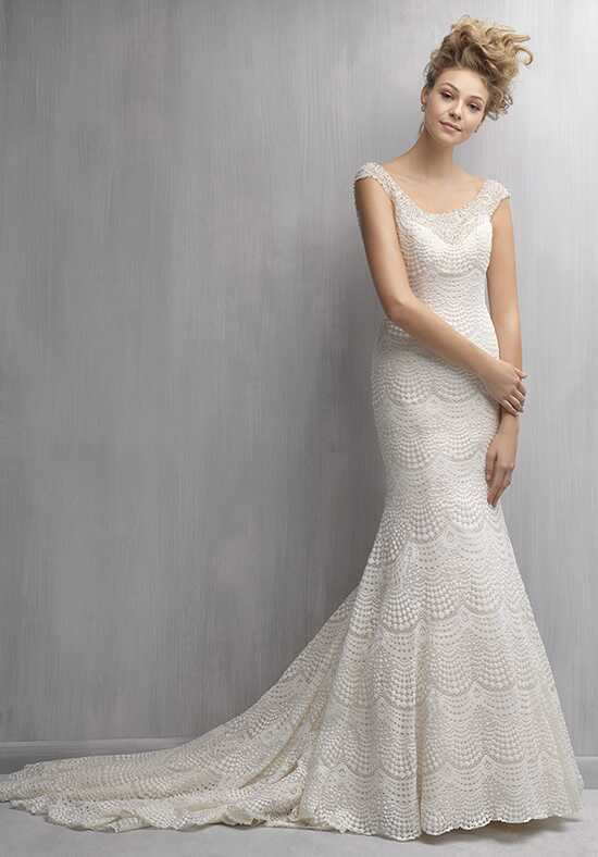 Madison James MJ264 Sheath Wedding Dress