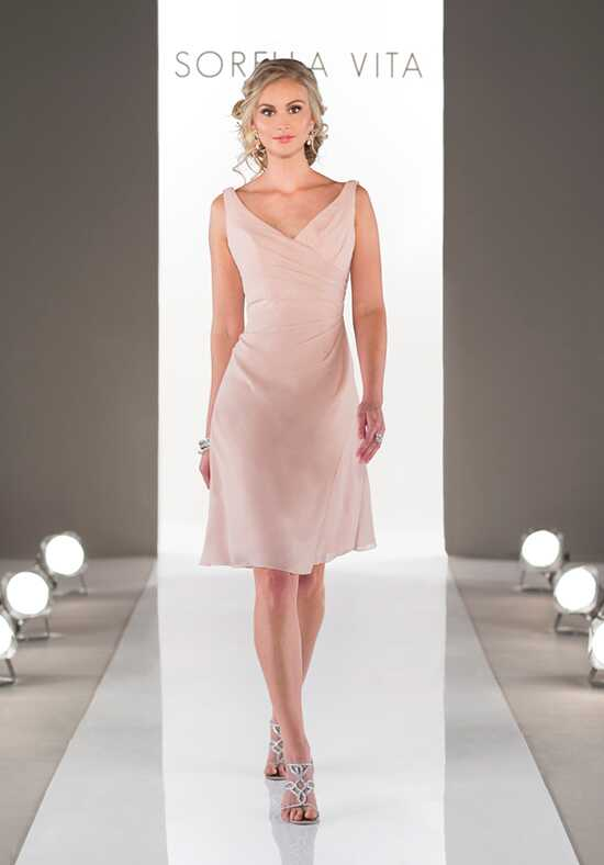 Sorella Vita 8575 V-Neck Bridesmaid Dress