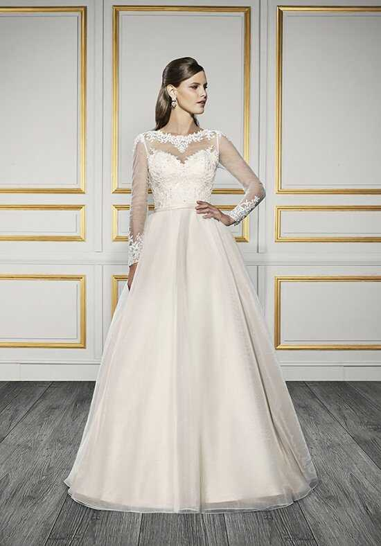 Moonlight Tango T734 Ball Gown Wedding Dress