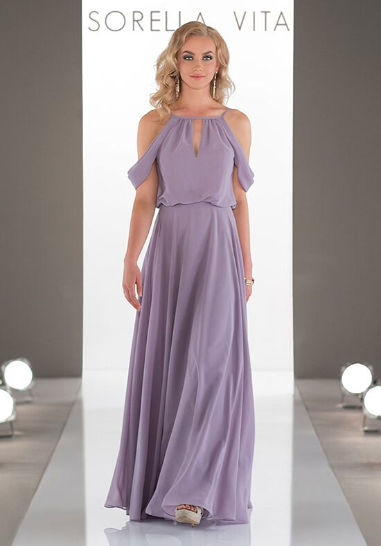 Sorella Vita 8818 Off the Shoulder Bridesmaid Dress