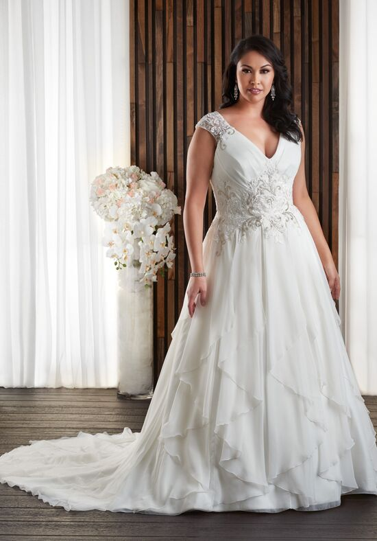 Unforgettable by Bonny Bridal 1700 Ball Gown Wedding Dress