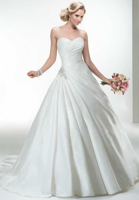 Maggie Sottero Helen Ball Gown Wedding Dress
