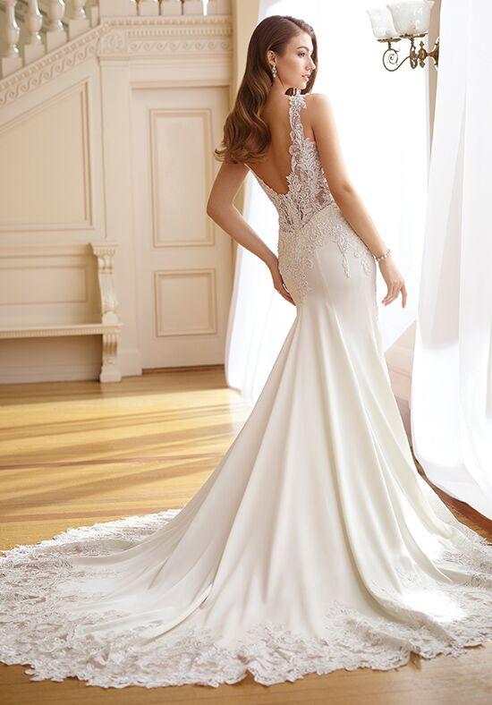 David tutera for mon cheri 217225 frances wedding dress for Mon cheri wedding dress prices