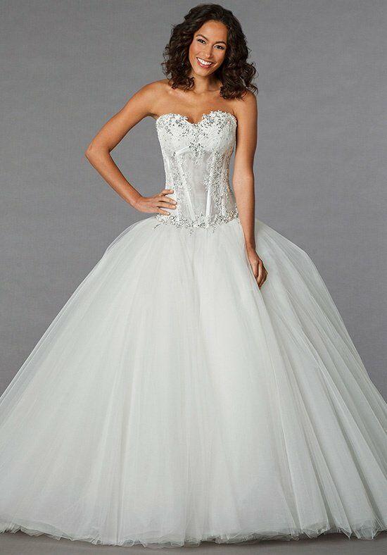 Ball Gown Kleinfeld Wedding Dresses