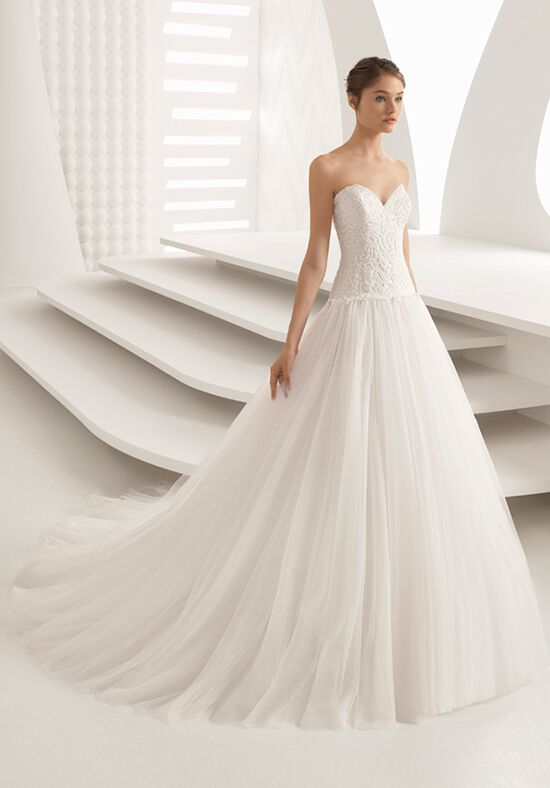 Rosa Clará Almaty Ball Gown Wedding Dress