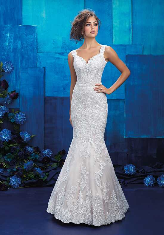 Allure Bridals 9419 Wedding Dress