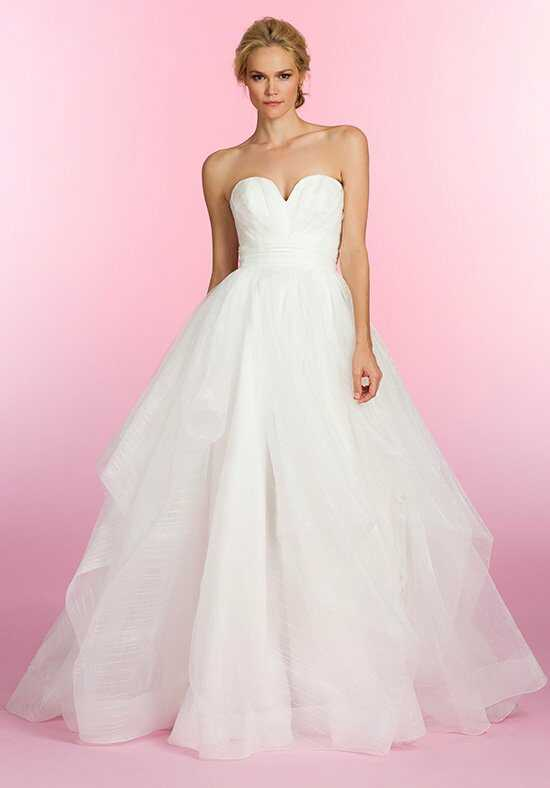 Hayley Paige 6507/Esther Ball Gown Wedding Dress