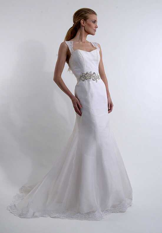 Elizabeth St. John Reflections Mermaid Wedding Dress