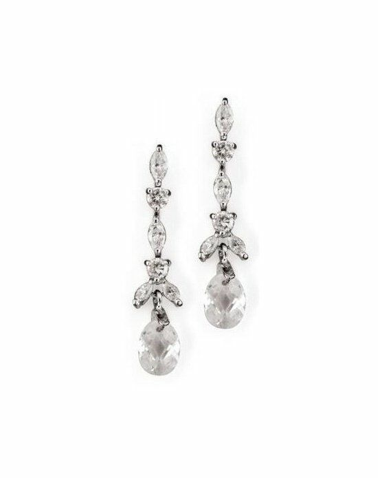 Anna Bellagio NINA CUBIC ZIRCONIA EARRINGS Wedding Earring photo