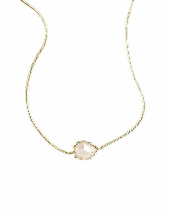 Kendra Scott Mara Necklace in Ivory Pearl Wedding Necklace photo