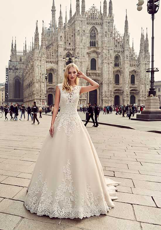 Eddy K MD213 Ball Gown Wedding Dress
