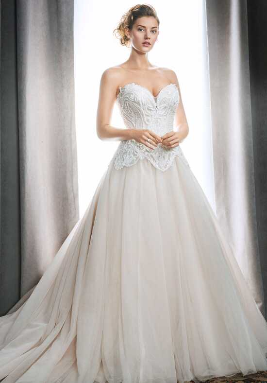 Kenneth Winston 1721 Ball Gown Wedding Dress
