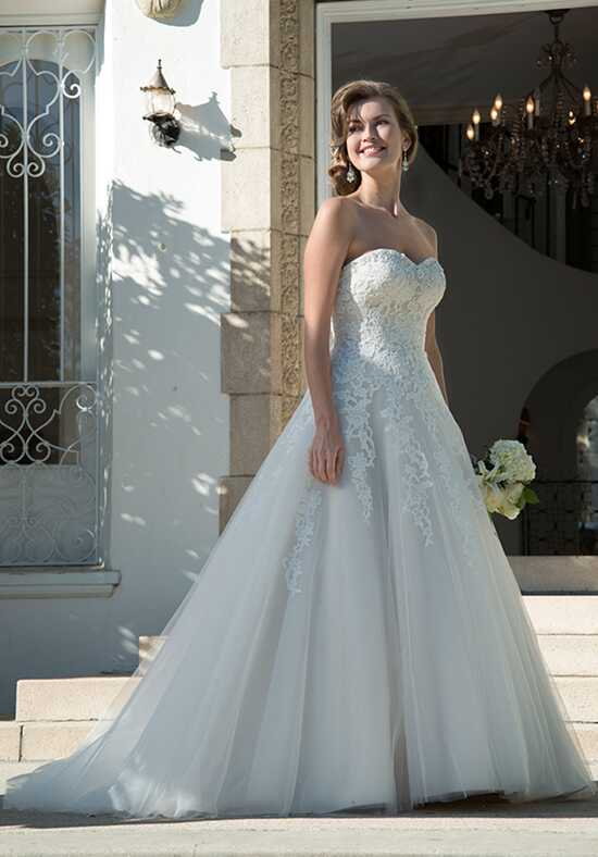 Angel & Tradition AT4650 Ball Gown Wedding Dress