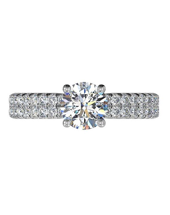 Ritani Glamorous Cut Engagement Ring
