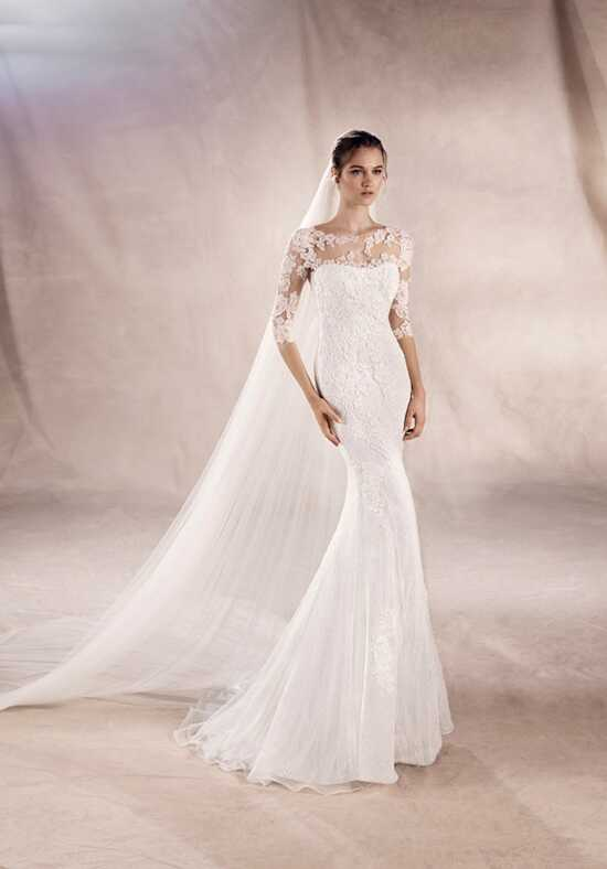 WHITE ONE YASU Mermaid Wedding Dress