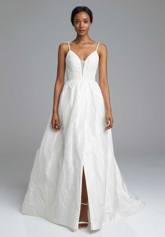 Amsale Selena Ball Gown Wedding Dress