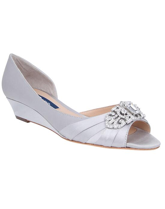Nina Bridal Radha_Silver Wedding Shoes photo
