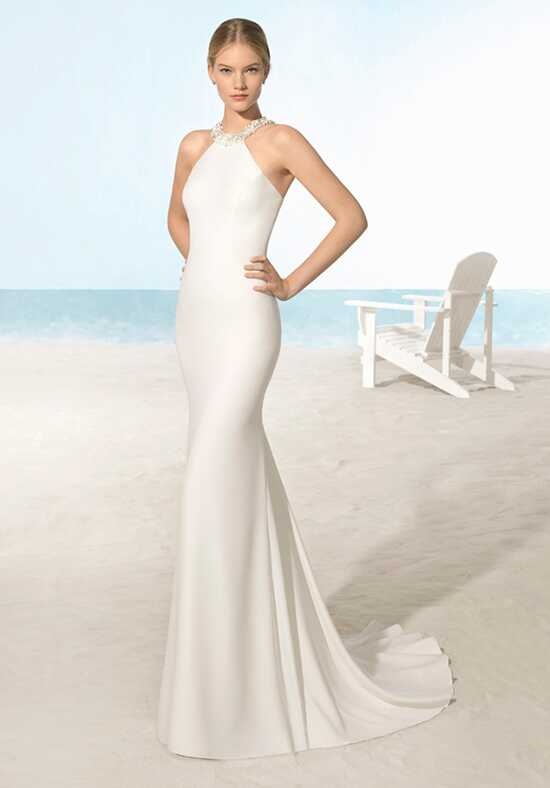 Aire Beach Wedding ULTRA Mermaid Wedding Dress