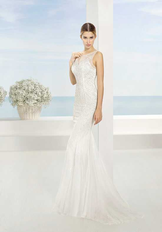 Luna Novias TABAR Mermaid Wedding Dress