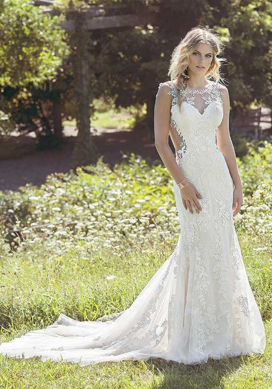 Lillian West 6485 Mermaid Wedding Dress