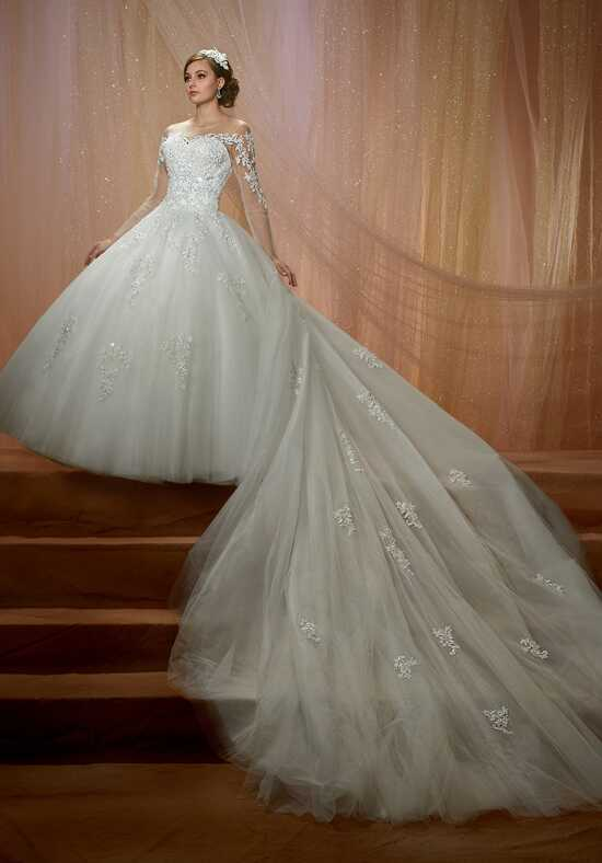 1 Wedding by Mary's Bridal 6462 Ball Gown Wedding Dress