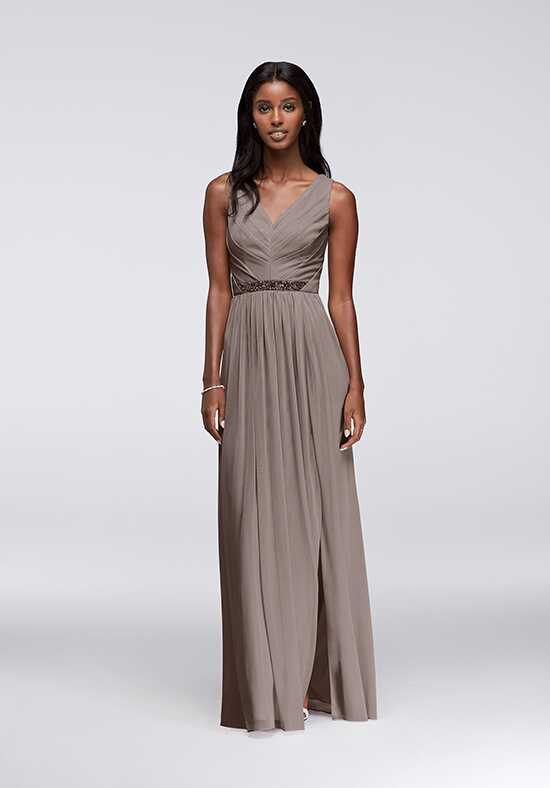David's Bridal Collection David's Bridal Style W11092 V-Neck Bridesmaid Dress