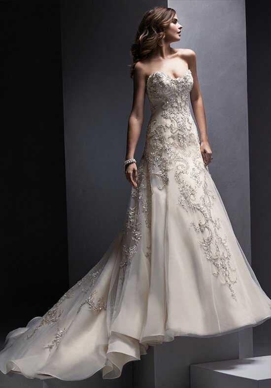 Sottero and Midgley Zariah Wedding Dress photo