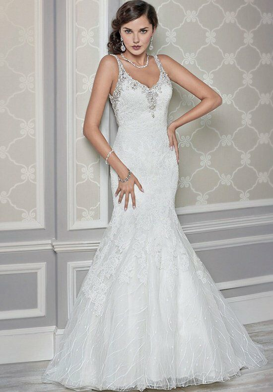 Kenneth Winston 1599 Mermaid Wedding Dress
