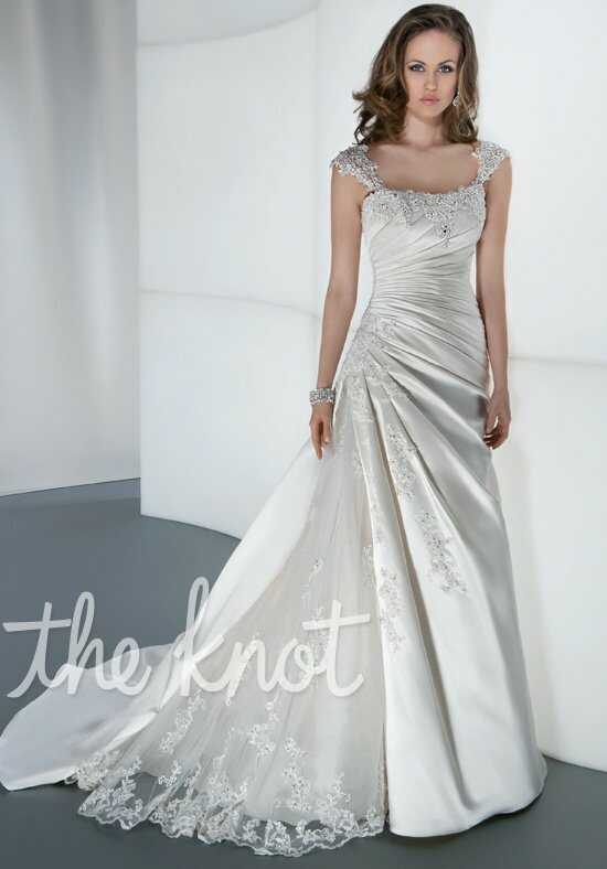 Demetrios 4302 A-Line Wedding Dress