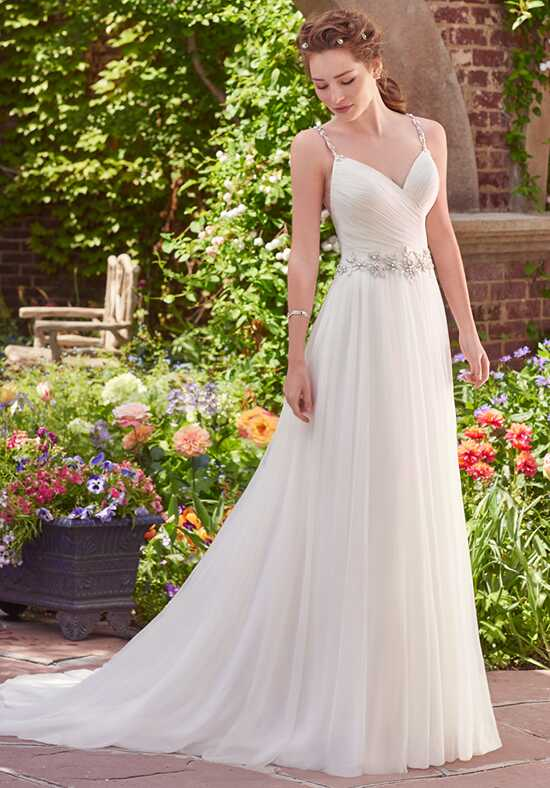 Rebecca Ingram Shelley Ball Gown Wedding Dress