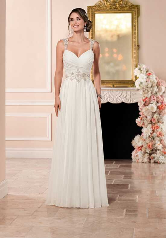 Stella York 6348 Sheath Wedding Dress