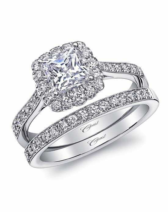 Coast Diamond Charisma Collection - LC10144 & WC10144 Engagement Ring photo