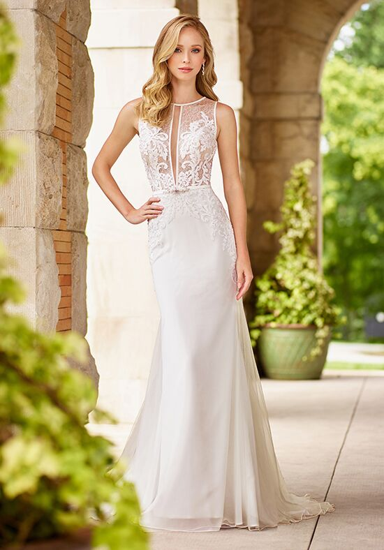 Enchanting by Mon Cheri 118134 Mermaid Wedding Dress