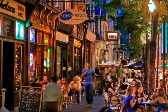 Old City The Area Of Philadelphia Where Hotels Are Has A Plethora Excellent Dining Options You Need Merely Walk Block East To Find Delicious