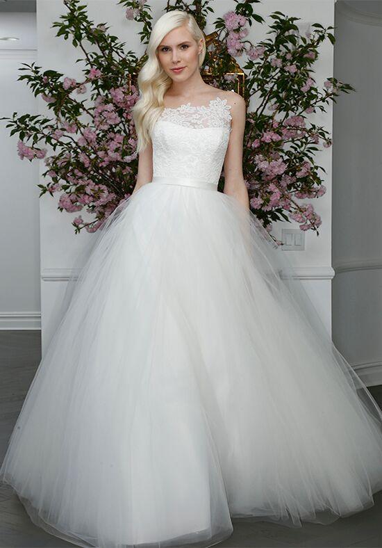 wedding dresses with one shoulder