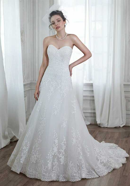 Maggie Sottero Corrina A-Line Wedding Dress