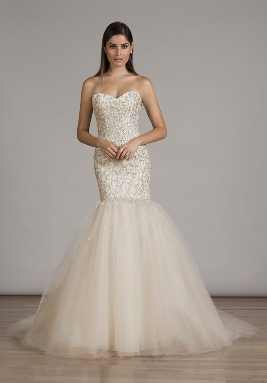 LIANCARLO 6835 Mermaid Wedding Dress